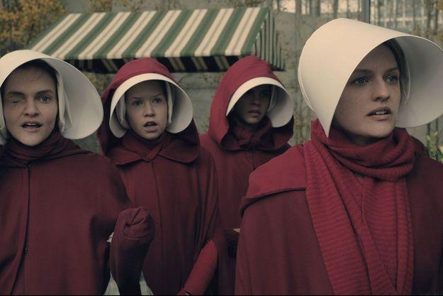 """La série """"The Handmaid's Tale"""" a été renouvelée pour une saison 3 par Hulu."""
