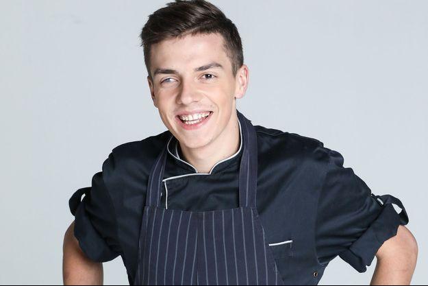 """Mallory Gabsi, candidat de la saison 11 de """"Top Chef""""."""