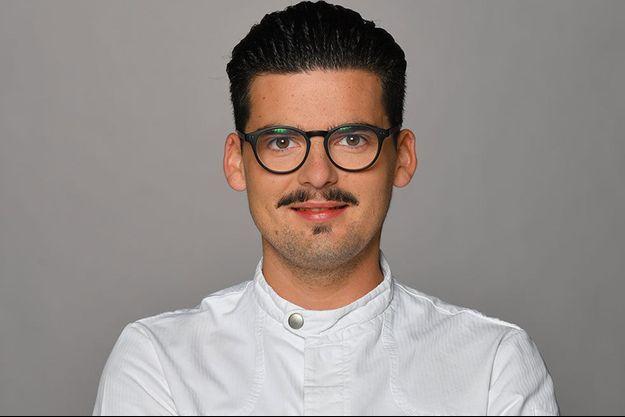 """Camille Delcroix avait participé à la saison 9 de """"Top Chef""""."""
