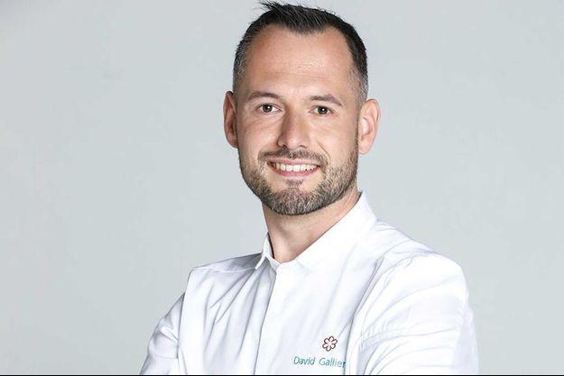 """David Gallienne est le vainqueur de la saison 11 de """"Top Chef""""."""