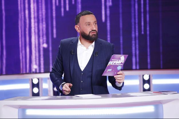 Cyril Hanouna en 2019.