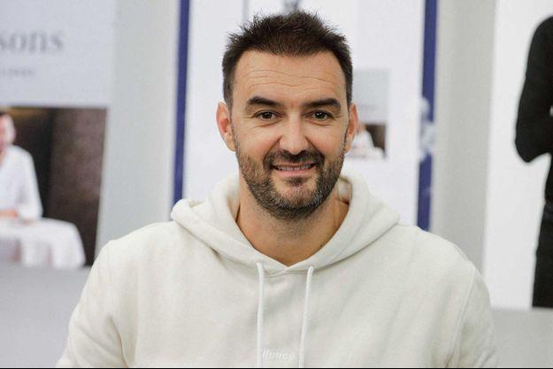 Cyril Lignac en octobre 2019.