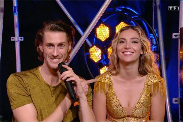 Jean-Baptiste Maunier et Inès Vandamme.