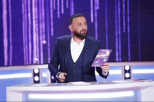 Cyril Hanouna sur le plateau de « Touche pas à mon poste ».
