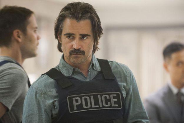 Colin Farrell campe le flic ripou Ray Velcoro.