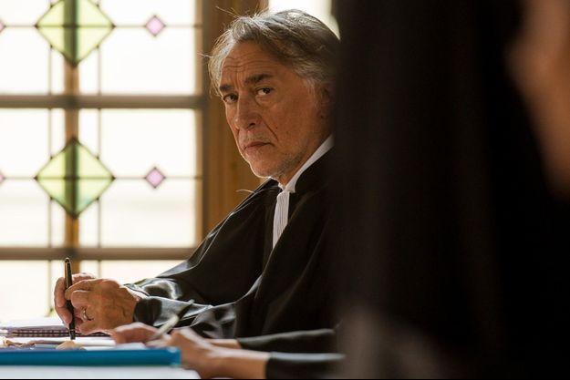 """Richard Berry dans """"La loi de Damien"""", déprogrammé de France 3 vendredi."""