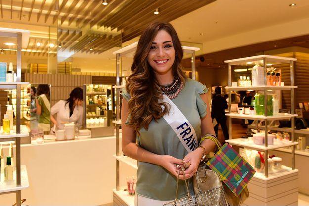 Charlotte Pirroni au japon en 2015.
