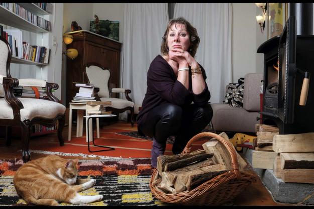 Anne Gruwez, juge d'instruction, à bâtons rompus et au coin du feu..