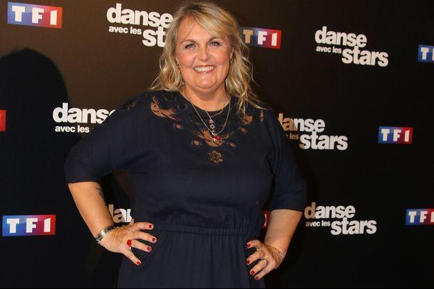 """Valérie Damidot lors de la présentation presse de la nouvelle saison de """"Danse avec les stars"""" en septembre dernier."""