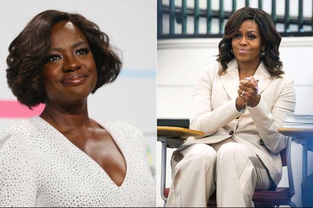 Viola Davis, Michelle Obama