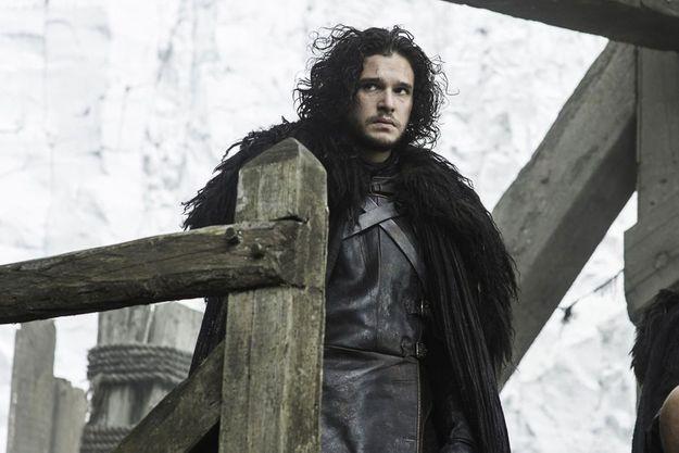 Kit Harington alias Jon Snow a pleuré en lisant le scénario de la saison 9