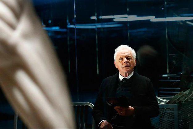 """Anthony Hopkins jouera le patron du parc d'attractions dans """"Westworld"""""""