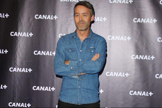 Yann Barthès quittera Canal+ à la fin de la saison.