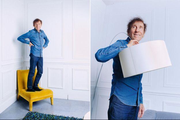 Alain Souchon ressort son album « Ame fifties » agrémenté d'inédits.