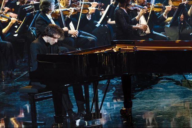 Alexandre Kantorow lors de la 26ème édition des Victoires de la Musique Classique 2019 à la Seine Musicale à Boulogne-Billancourt le 13 février 2019.