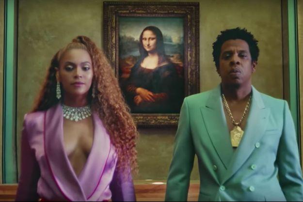 """Image extraite du premier clip du nouvel album de Beyoncé et Jay Z, """"Everything is love""""."""