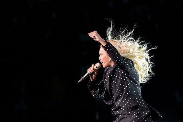 Beyoncé le 4 novembre dernier.