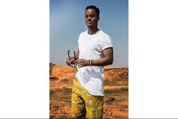 Black M à Dakar.
