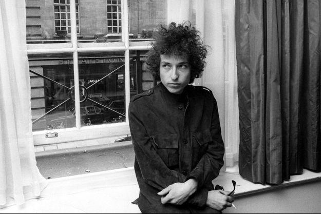 Bob Dylan en 1996