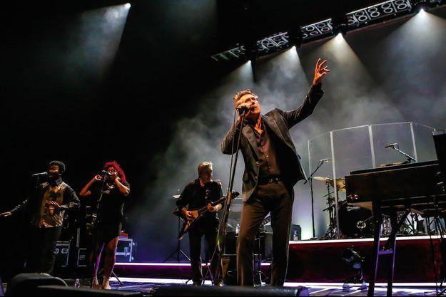 Bryan Ferry sera en concert à Paris le 2 juin, au Palais des Congrès.