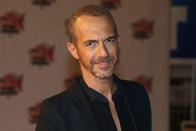 Calogero à Cannes en 2015.