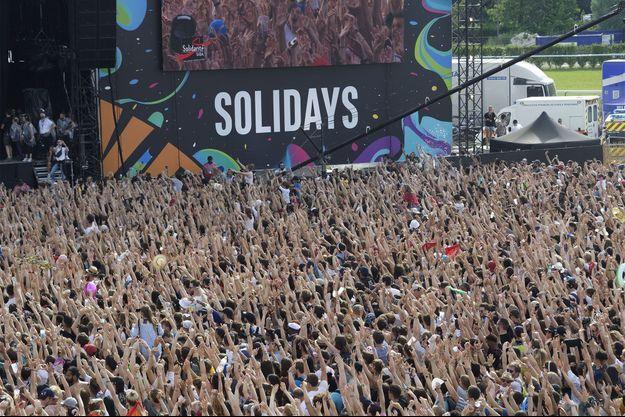 L'édition 2020 du festival Solidays est annulée.
