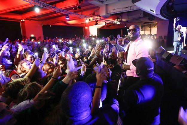 Vegedream, ici en concert à Cannes, sera l'une des stars des NRJ Music Awards.