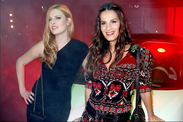 Entre Elisa Tovati et Elodie Frégé, le coup de foudre a été immédiat.