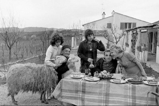 aznavour et son clan