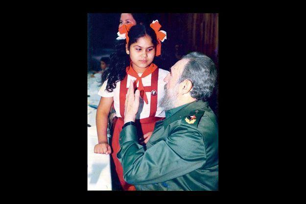 « Entre Fidel et moi, une complicité se noue même lors de ses discours. »