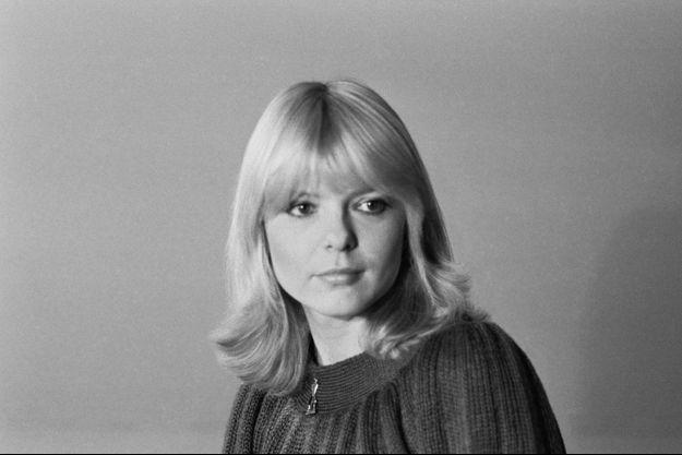 France Gall en 1977.