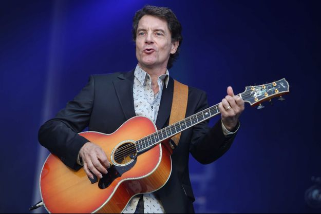 Francis Cabrel en concert à Carhaix en 2009