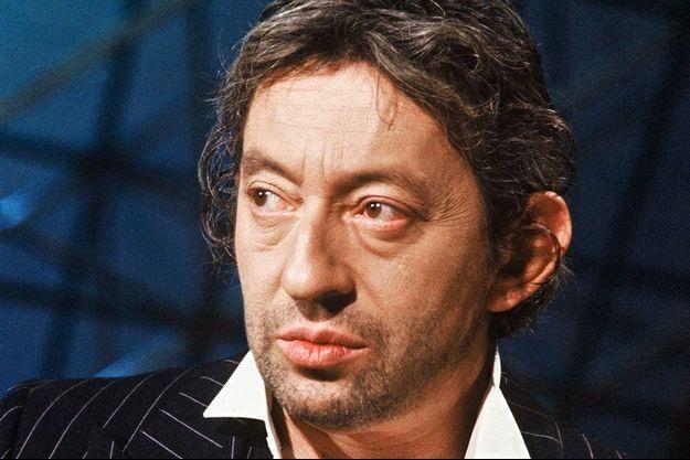 Gainsbourg en 1979.