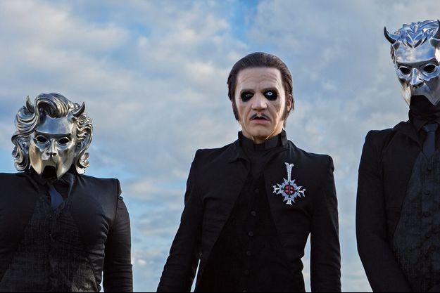 Ghost sera en concert à Colmar le 5 aoput, puis en tournée dans toute la France en 2019.
