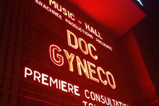 Doc Gyneco en concert à l'Olympia