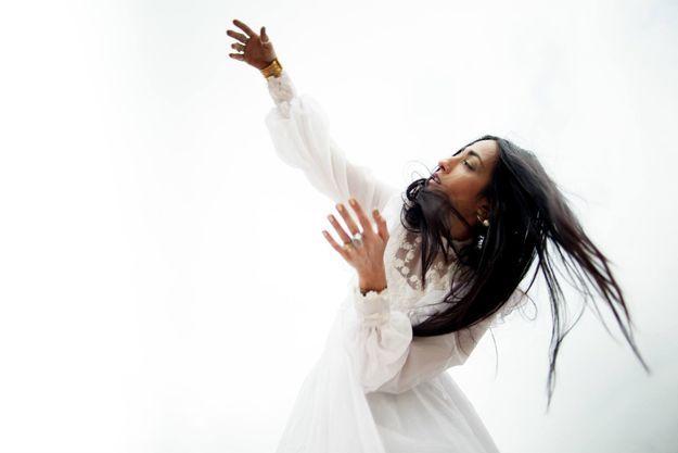 "La chanteuse franco-marocaine Hindi Zahra révélée au public avec son ""Beautiful Tango"""