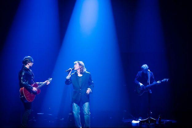 Jane Birkin en concert à Vannes, le 24 mai