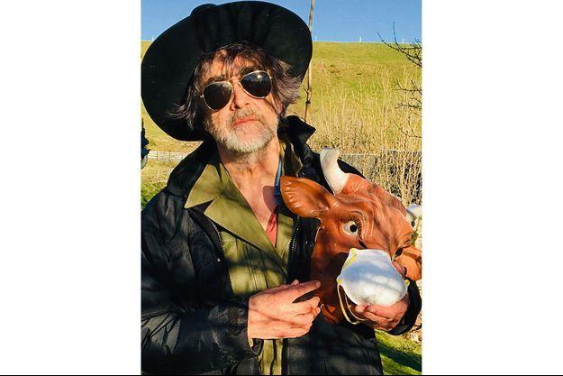 Jean-Louis Murat a toujours l'amour vache.