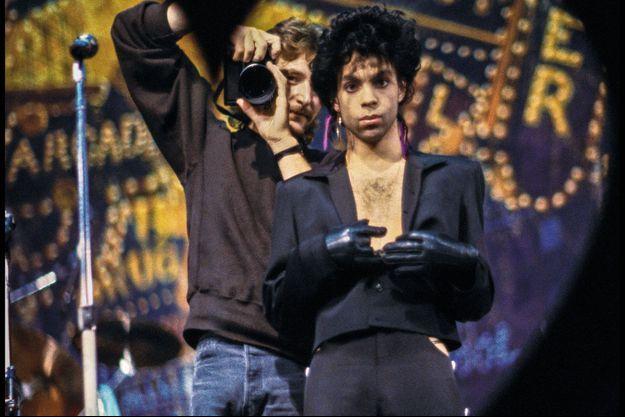 Jeff Katz, portraitiste du Prince
