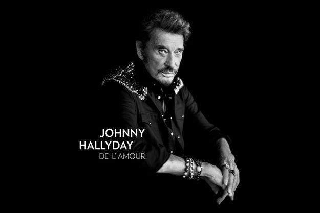 """Johnny Hallyday sortira son nouvel album, """"De l'amour"""", le 13 novembre."""