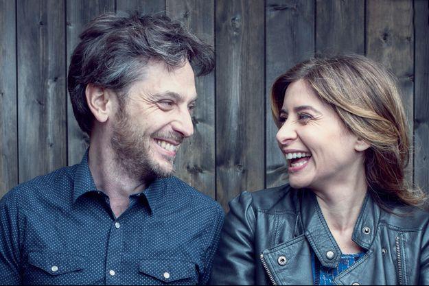 Julie Zenatti et Benjamin Bellecour