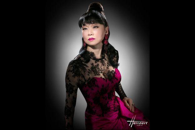 Kazuko Matsumoto par le Studio Harcourt.