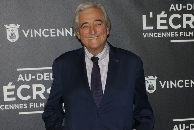 Jean-Loup Dabadie en novembre 2019