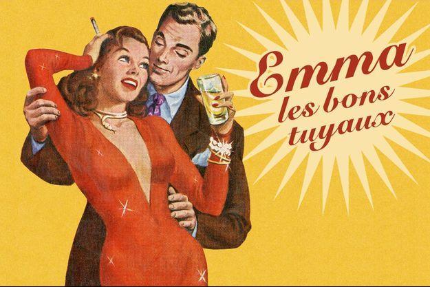 """""""Emma les bons tuyaux"""""""