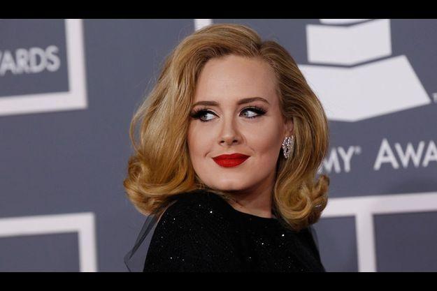 Adele, reine des charts