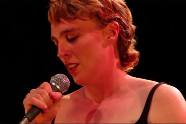 Barbara Weldens est décédée mercredi soir sur scène à l'âge de 35 ans