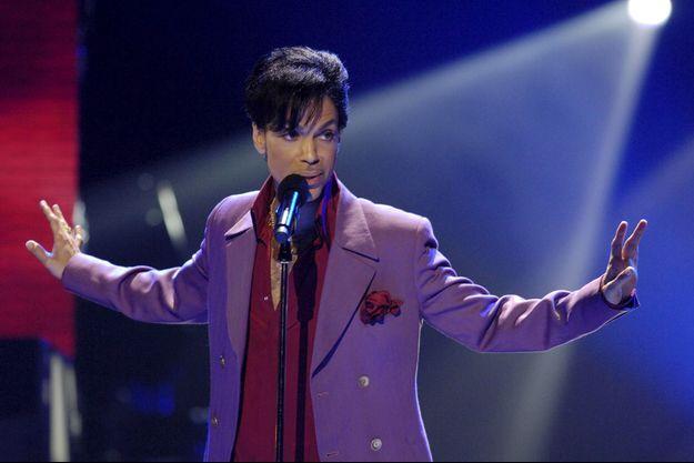 Prince ici en 2006 à Hollywood.