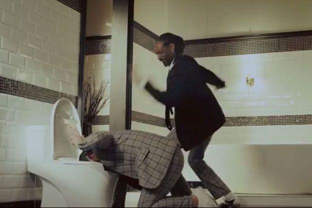 Capture d'écran du clip.