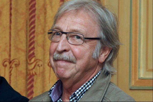 Henri Dès ici en 16 juin 2011 à Paris.
