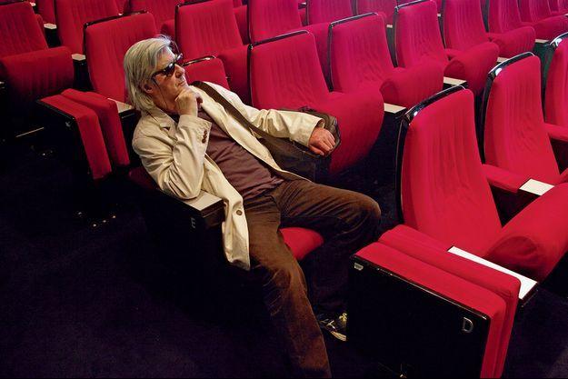 """""""J'ai toujours l'impression d'être le réalisateur de mes disques"""" dit Gérard Manset."""